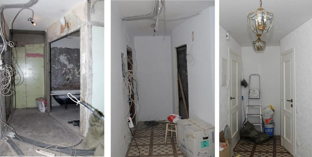 Ремонт на апартаменти